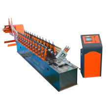 High productivity metal suspended ceiling machine c channel roll forming machine