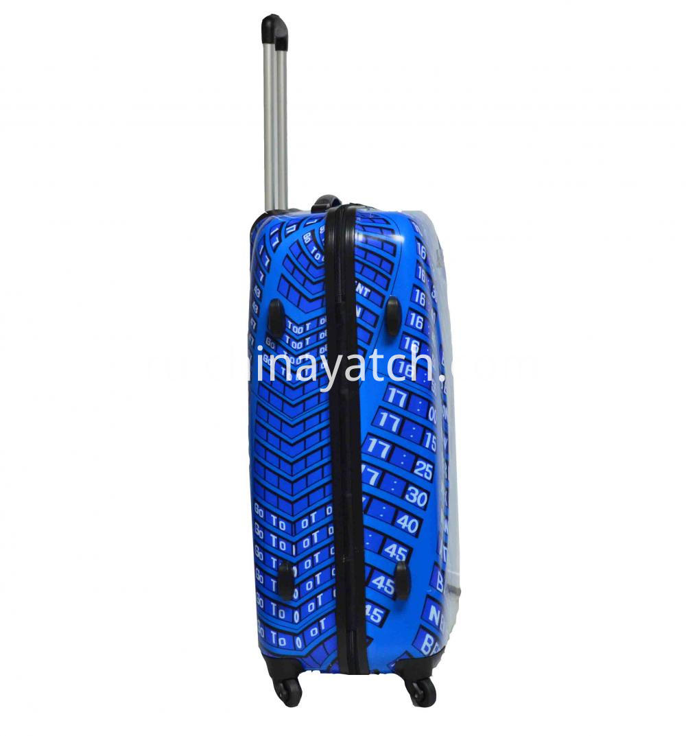 Pc Luggage With Printing