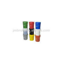 Berufsentwurf Kundengebundene Plastikfarben-Eimer-Form-Eimer-Form