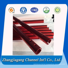 Customized 6061 T6 Aluminium Tubes with Hole and Slot