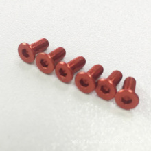 Decorative Aluminium Bolt And Nut