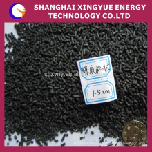 Anthracite Coal Column Activated Carbon Filter For Gas Mask