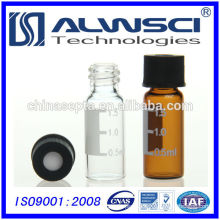 8mm jaw hplc Chromatography Vial for injection