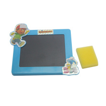 Preiswertes pädagogisches Spielzeug-Plastikschriftsbrett-löschbares Schreibens-Brett für Kinder