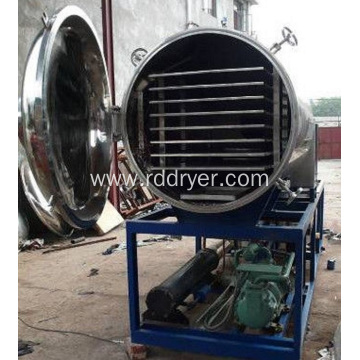 high efficient fruits extract microwave vacuum drying machine