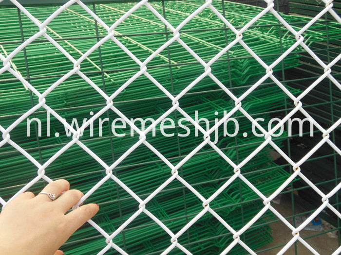 Chain Link Mesh Fencing