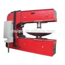 2014 High quality tank cover flanging machine,cnc spinning machine,metal spinning machine