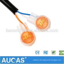 Hot Sales Internet Telecom Kabel Verbindungsstecker K2 / UY2 Telefon & Netzwerk Kabel Stecker