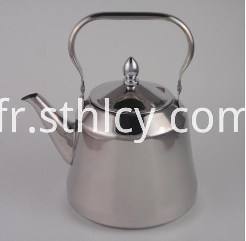 Stainless Steel Kettle Camping