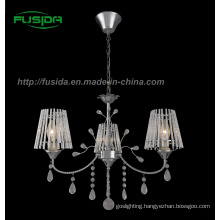 Crystal Pendant Lamp/Glass Chandelier Light (D-9318/3)
