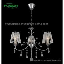 Cristal pingente lâmpada / vidro lustre luz (d-9318/3)