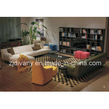 Modern Style Home Marble Top Coffee Table Set (T-102 & T-103)