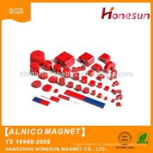 Venda quente de alta qualidade permanente vermelho forte AlNiCo U-forma do ímã