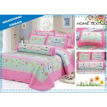 6pieces Kids Print Cotton Bedding Quilt (set)