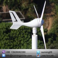 hors du système solaire d'alimentation d'énergie éolienne de grille pour l'usage à la maison