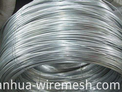 2.0mm Zn-Al-Alloy galfan coating steel wire (1)