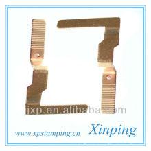 Hot oem sheet stamping realy Kupfer Produkte