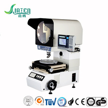 Horizontal digital profile low cost projector for screw