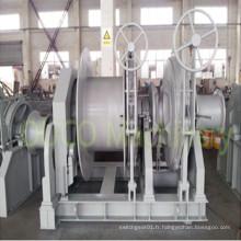 Guindeau de treuil d'ancre de remorquage automatique hydraulique marin