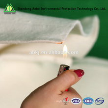 Kundengebundene CFR 1633 feuerfeste Polyester-Filze für Matratze 2mm 3mm 5mm