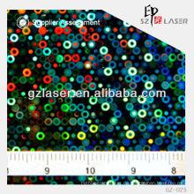 GZ-025 Allgemeiner Hologramm-Nickel-Master für geprägte Hologrammprodukte