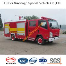 Пена 4ton Isuzu воды пожарная машина Евро3