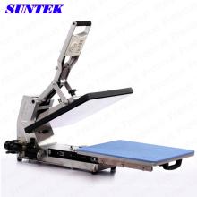 Suntek Auto-Flachbett-Wärmepresse Trasnfer Machine