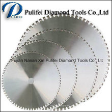 Hoja de sierra de diamante grande 900 mm 1000 mm 1200 mm 1600 mm para piedra bloque