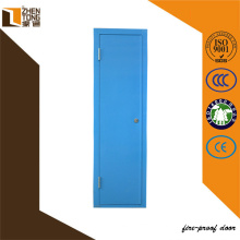 Fire rated steel door for pipeshaft