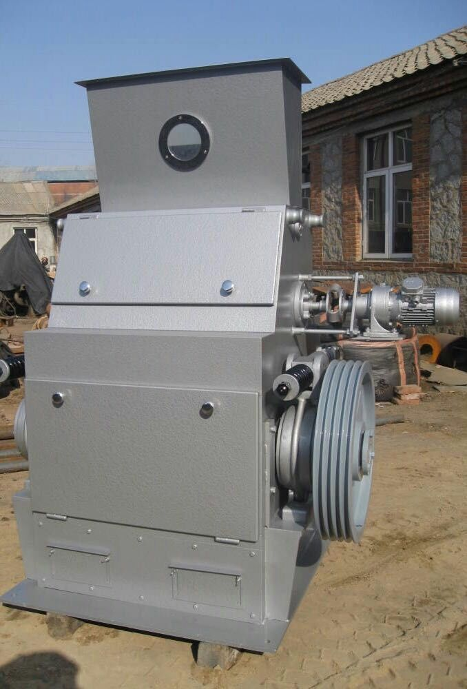 Oilseed Crusher