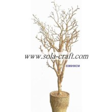 90CM Decorative Indoor Branch Tree For Wedding Without Leaves