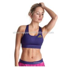 2014 costom sexy women sports bra wholesale