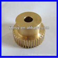 Brass pinion gear best supplier