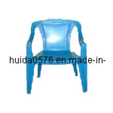 Molde de Injeção Plástica (Cadeira de Quatro Pés)