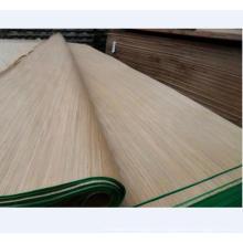 Chapa de madera reconstituida chapa de gurjan para contrachapado y muebles chapa de cara de birmania