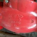 Ул/ФМ Фланцевый обратный клапан 300psi (XQH-300)