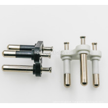Manufacturer thailand solid plug insert for cords plugs thailand solid plug insert black rohs