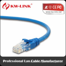 CAT6 CAT5E Patch Cord Jumper Cable UTP/STP/SFTP With RJ45