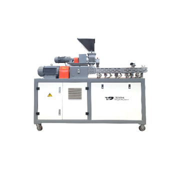 Mixed Rubber Compound Co-rotating Twin Screw Extruder
