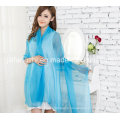 Spun Polyester Voile Fabric for Scarf