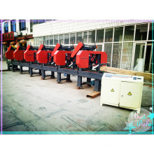 2016 New Style Multiple Heads Wood Band Saw Mill for Sale
