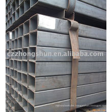 ASTM A500/Q235/Q275/Q345 square steel tube/SHS