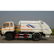 Camión recolector de basura 4x2 Sinotruk