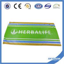 Поощрение пляжное полотенце из микрофибры (SST1072)