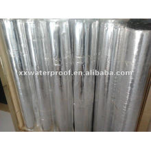 aluminium film self adhesive waterproof membrane