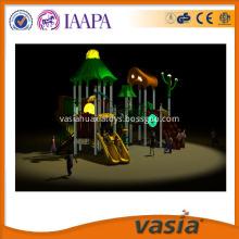 preschool kids outdoor climbing playground equipment