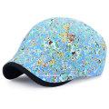 Мода полный печать Леди Айви шапка шляпа