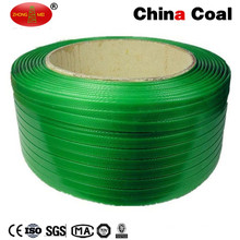 Plastic strapping tape for use with steel buckle with cheap price