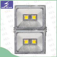 Luz de inundación LED de integración de aluminio de 200W