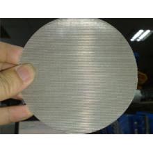 Gute Qualität SUS302 / 304 / 304L / 316 / 316L Edelstahl Drahtgeflecht